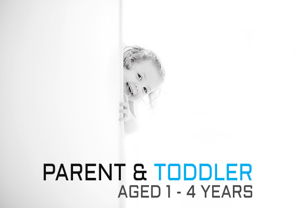 Parent-and-Toddler
